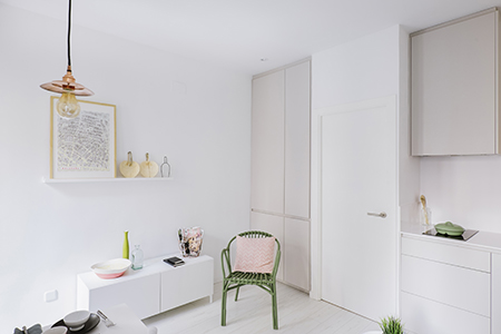 Apartamento vacacional zona malasa a madrid nim estudio de dise o e interiorismo madrid - Estudios de interiorismo madrid ...